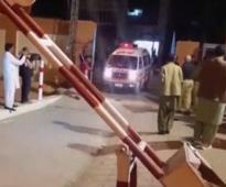 Massive attack rocks Quetta's Balochistan police college, over 60 cadets killed