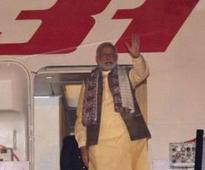 Business ties to rule agenda as PM Narendra Modi arrives in Kuala Lumpur