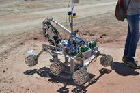 Meet Aurora 2902, a robot rover built by IIT-Madras students to assist astronauts on Mars