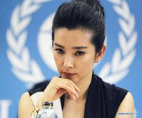 Chinese actress Li Bingbing joins campaign against wildlife poaching