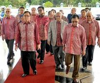 Jabu withdraws, Uggah, Awang Tengah made PBB acting deputy presidents: Abang Johari
