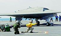 US develops new drone