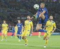 Schuerrle frustrates Real as Leicester win again