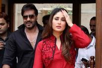 Why did Kareena Kapoor  refuses Ajay Devgn's offer ???