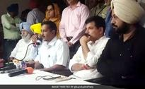 Congress In Nexus With Akali Dal-BJP Alliance To Stop AAP In Punjab Polls: Arvind Kejriwal
