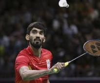 CWG: Srikanth collects badminton singles silver