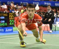 China's Qiao advances to final at Korea Opens