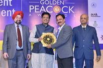 Essel Infraprojects conferred with prestigious Golden Peacock Eco-Innovation Award