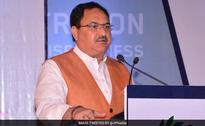 Himachal Pradesh Government Not Serious About Development Of State: Nadda