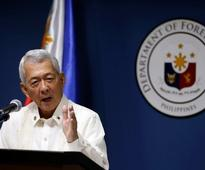 Philippines says sea dispute not led to shift in ties with China or U.S