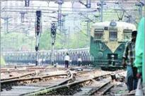 Trains services on Rohtak-Delhi track remain suspended