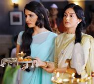 Amrita Rao and Aditi Vasudev at loggerheads?