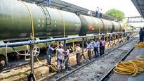 Maharashtra: Third 50-wagon water rake dispatched to Latur
