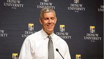 Duncan Delivers DePauw Lecture