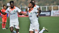 I-League: Sporting Clube de Goa down Aizawl in their picturesque homeground