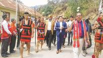Govt committed to equal development in State Biswajit