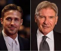 Im a great admirer of Harrison Ford: Ryan Gosling