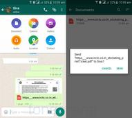 WhatsApp will soon let you share any type of files