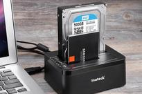 50% off Inateck USB 3.0 Dual-Bay Hard Drive Cloning Station - Deal Alert