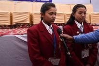 Indian girls win award for tricking traffickers and busting...