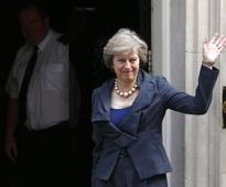Theresa May reshuffles her cabinet; Boris Johnson becomes the new foreign secretary
