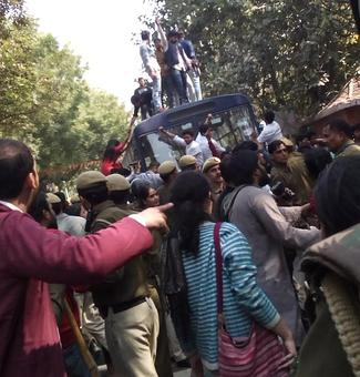 Ramjas incident: Court asks Delhi Police to file ATR