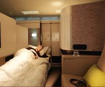 The best A380 first class from Melbourne to Europe