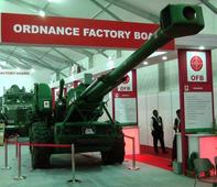 Gun Carriage Factory hands over 3 'Dhanush' guns to Indian Army