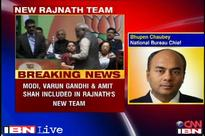 BJP announces core team; Modi returns to Board
