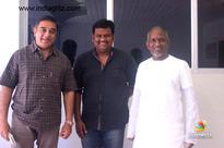 Ilaiyaraja starts work on Kamal's 'Sabash Naidu'