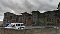 Woman dies in prison drone police pursuit