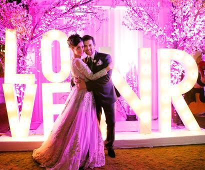 PIX: Neil Nitin Mukesh gets engaged