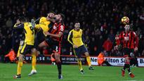 Premier League: Arsenal show their mettle to snatch point at Bournemouth, Swansea win