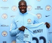 Premier League: Manchester City confirm signing of Benjamin Mendy from AS Monaco on five-year deal
