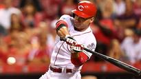 Joey Votto achieves rare feat hitting .408 in MLB's 2nd half