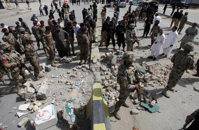 Islamic State claims responsibility for Quetta attack in Pakistan