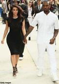 Kim Kardashian, Kanye West to get married right after child birth