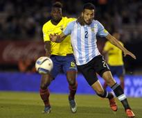 Ezequiel Garay confirms he turned down Chelsea to join Valencia
