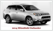 About the 2014 Mitsubishi Outlander