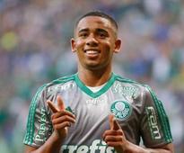 Manchester clubs in battle for Brazilian striker Gabriel