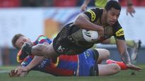 Brown admits Knights 'gave up' against Panthers