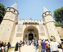 Topkapi Palace ranks as most visited site