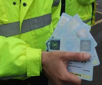 Blue badges seized in fraud operation