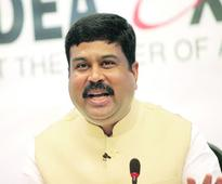 Pradhan slams Kerala govt for not cutting taxes on petrol