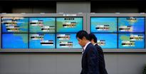 Asia stocks down, dollar wobbles on simmering North Korean tensions