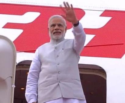 PM Modi concludes ASEAN, EAS visit; leaves for India