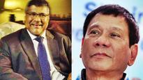 UK Delegates Positive With Incoming President Duterte