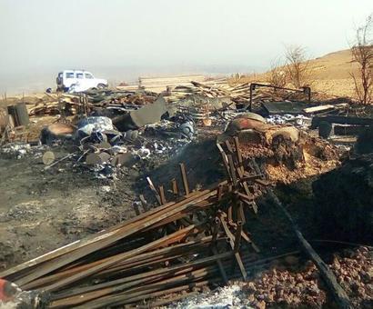 Bhansali's Padmavati set in Kolhapur set on fire