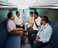 Suresh Prabhu to security establishments of Railways: Be
