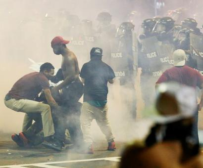 1 person critically wounded during Black Lives Matter protests in US